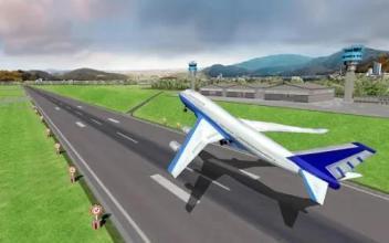 Airplane Landing Simulator : Real Flight 3D Games_最新版下载