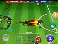 《热血足球》热血技能 狂热来袭