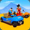 Superhero Kart Racing Games: Mega Ramp Games