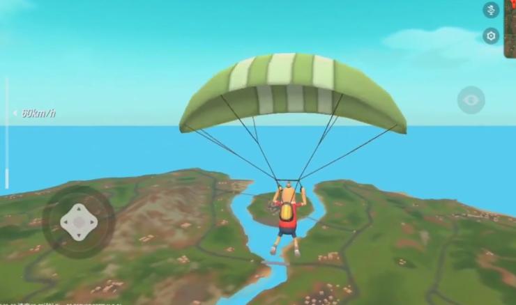 香肠派对怎么跳伞 香肠派对跳伞教学视频