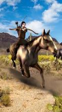 cow boy archer runner 3d:free图片