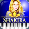Shakira Chantaje Song Piano Games
