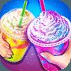 彩虹冰淇淋 – 独角兽派队甜点大师!
