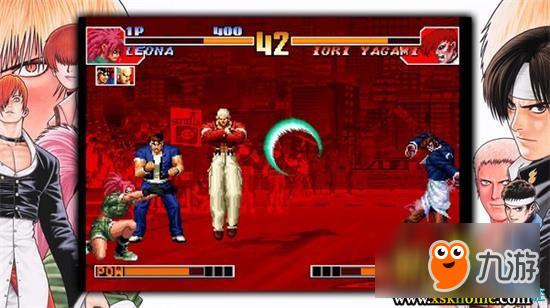 拳皇97全球对决隐藏角色解锁方法