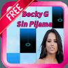 Becky G Sin Pijama Piano
