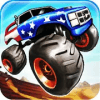 Racing Monster Adventure Truck