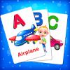 ABC Flashcards - Phonics Learning Game