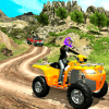 Offroad ATV Quad Bike Transporter Driving Games