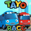 Racing Tayo Bus Kids Game