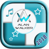 Alan Walker Challenge Piano Game