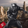 Black panther Adventure Infinity 3D