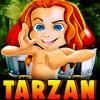 Tarzan : Adventure Jump jungle * little boy