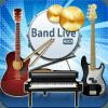 Band Live Rock (打击乐,钢琴,吉他,低音吉他,麦克风)