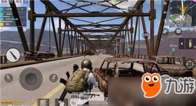 绝地求生全军出击跨海大桥玩法攻略分享