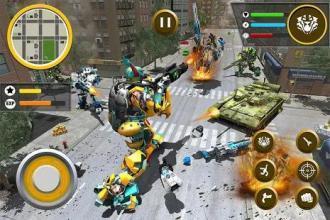 Real Robot Tiger Game – Tiger Robot Transforming_最新版下载_攻略_