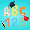 ABC 123兒童遊戲