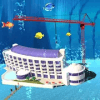 Underwater Restaurant Construction