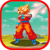 Super Goku Dragon Saiyan Battle Z