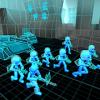 Stickman Simulator: Neon Tank Warriors