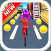 Subway Ladybug Run 3D Games