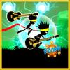 Ninja Shadow Rock Stars - Samurai Sword fighting