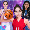 Basketball Star Girls Beauty Salon game for girls