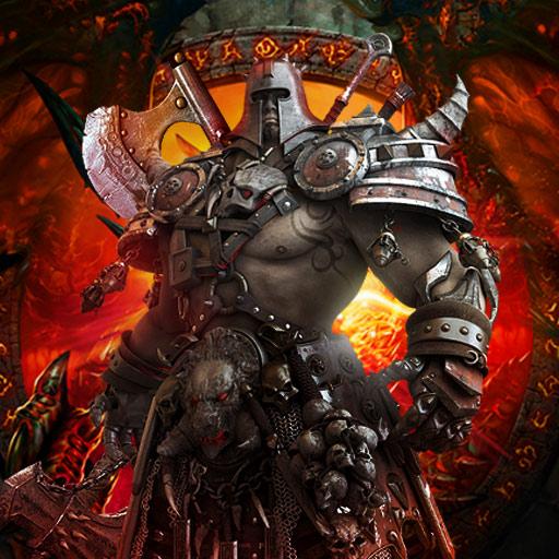 《主宰之王》人物传记之狂战士
