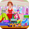 Shopping Mall Royal Princess - Cash Register Game