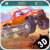 Grand Off Road Monster Truck Fever Desert Drive