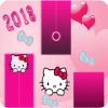 Pink Kitty Piano Tiles 2018