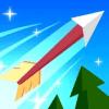 Flying Arrow - control & Throwing Arrow!