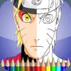 Naruto coloring