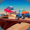 3D Cars Dirt Track Racing Real Desert Race
