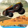Uphill Monster Truck Racing 2018: Offroad Driving