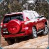 Offroad Prado Car Driving : Fortuner GT Car Racing