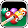 9 Ball Billiard Game. Snooker Red Balls