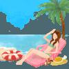 I Love Beach Game