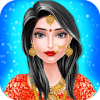 Indian Girl Salon - Indian Girl Games