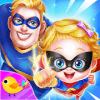 Incredible Baby - Superhero Family Life
