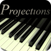Piano projections