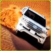 Offroad Desert Prado Driving Game 2018