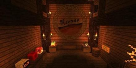 Crainers Escape Mines Map for MCPE_最新版下载_攻略_礼包_九游