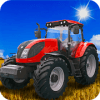 USA Farming Tractor Driver: Big Euro Farm Truck 3D