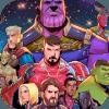 Infinity War Titan Invasion