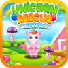 Unicorn Rescue: Bubble Pop Match