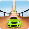US Army Mega Ramp Car Stunts Racing: Stunt Parking