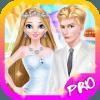 Ice Princess Bridal Wedding Dress Up Salon Makeup
