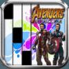 Avenger's Infinity War Piano Game