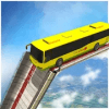 Impossible Bus Mega Ramp
