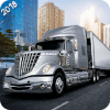 City Truck Cargo Delivery Forklift Driving Game